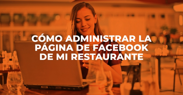 How to manage my restaurant's Facebook page