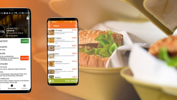 Benefits of selling food online with your own platform