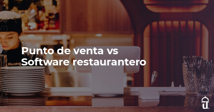 Point of sale vs Restaurant software [Infographic]