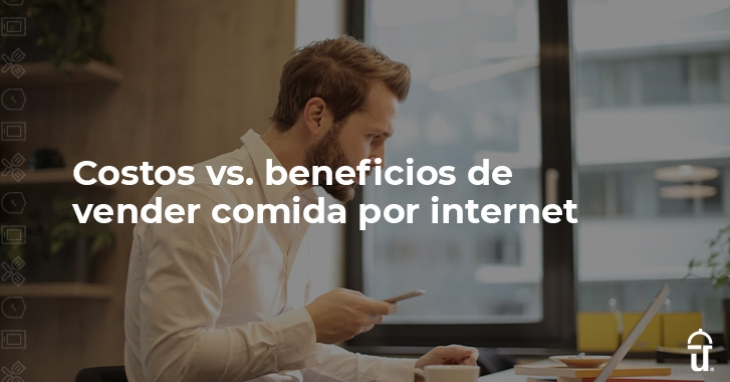 Costs vs. benefits of selling food online