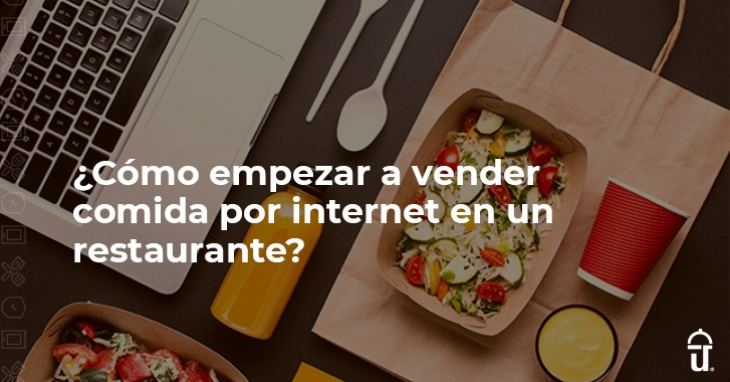 How to start selling food online in a restaurant?