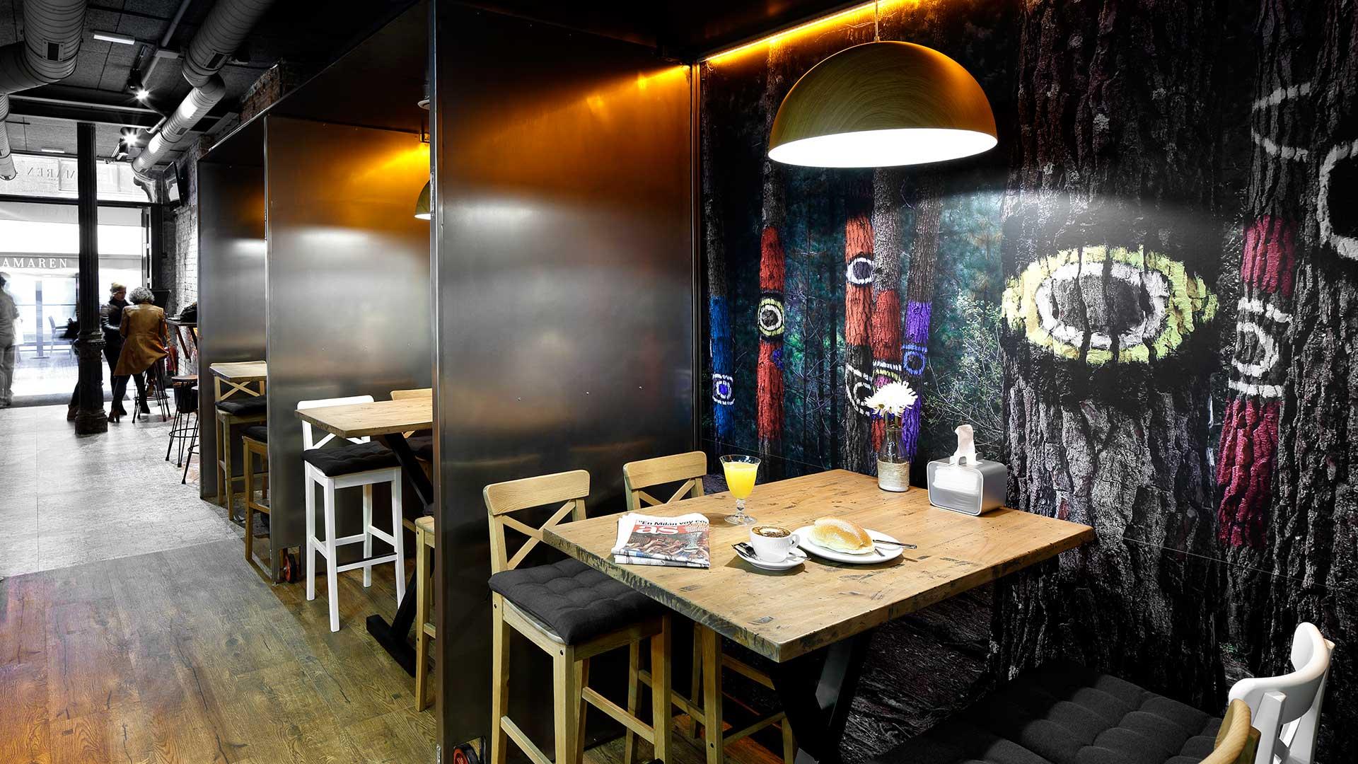 Soft restaurant ideas para decoraci n de tu restaurante for Ideas decoracion restaurante
